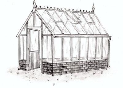 Milkwood Farm Green House